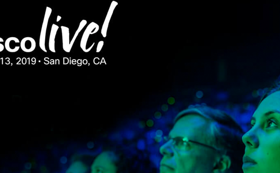 VAPP at Cisco Live! in San Diego 2019