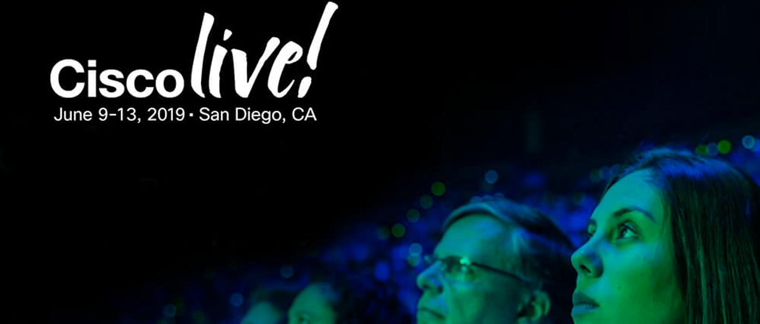 VAPP at Cisco Live! in San Diego 2019